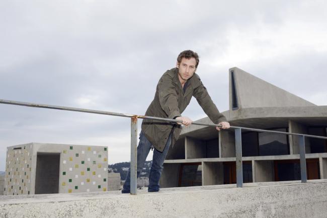 Ора Ито на крыше «Лучезарного города». MAMO Audi talents awards – © Photographe: Olivier Amsellem