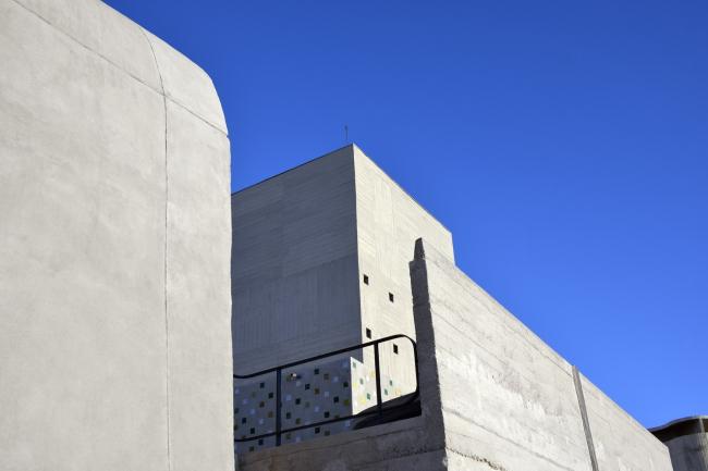 Крыша-терраса «Лучезарного города» – Центр современного искусства MAMO © MAMO Audi talents awards – Photographe : Olivier Amsellem