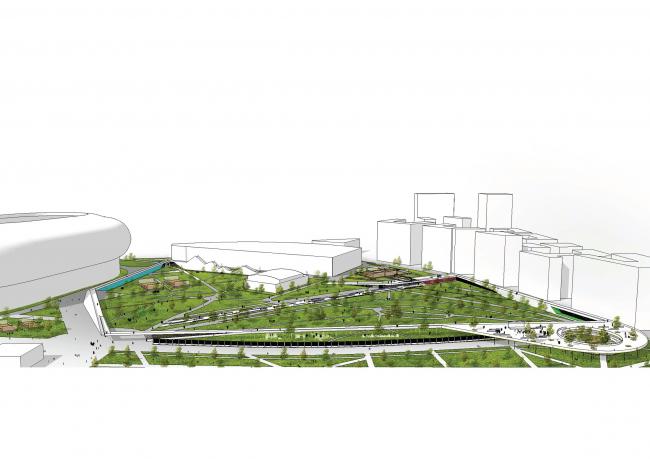 «Второе дыхание». Архитектурно-градостроительная компания Buromoscow