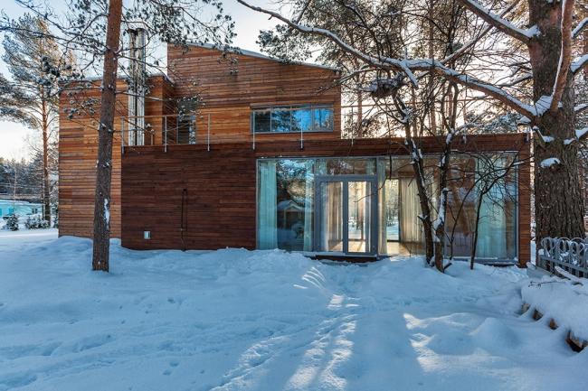Загородный дом в Ярославской области