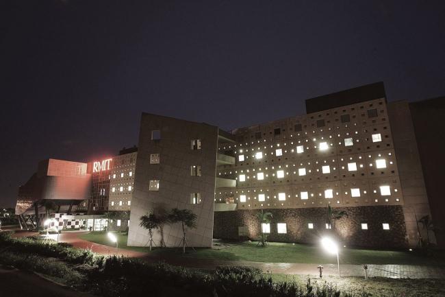 Университет RMIT. Главный корпус. Фото: www.normanday.com