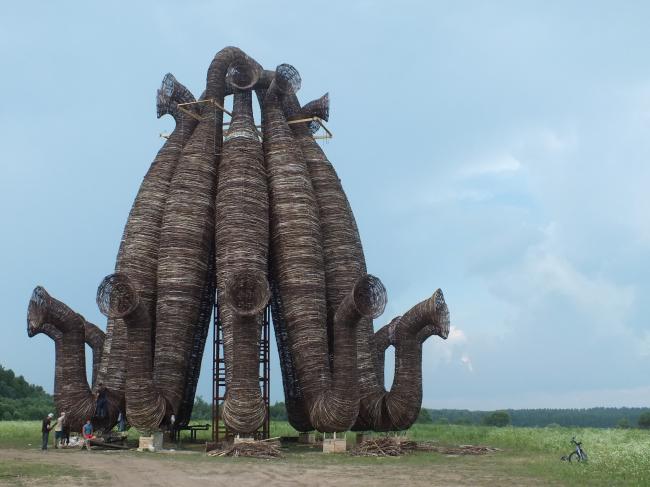 «Бобур». Фотография предоставлена Сергеем Хачатуровым