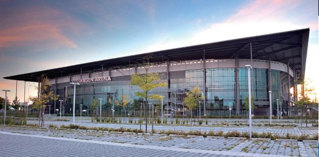 Volkswagen Arena.