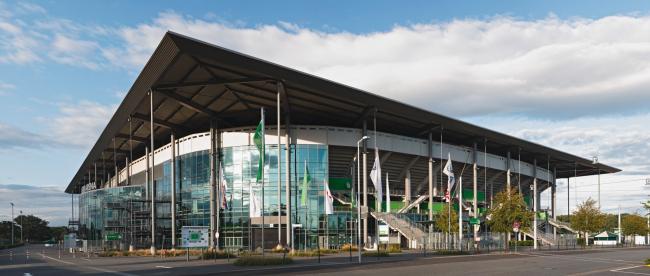 Volkswagen Arena. Фото: www.vwimmobilien.de