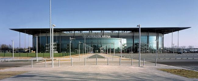 Volkswagen Arena. Фото: www.hpp.com