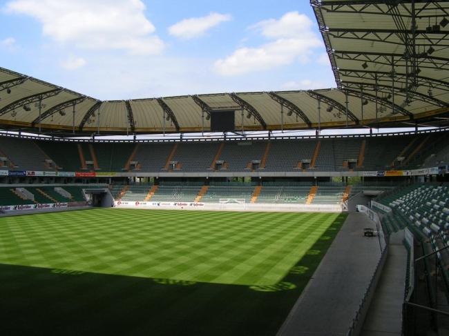 Volkswagen Arena. Фото: galerie-des-sports.de