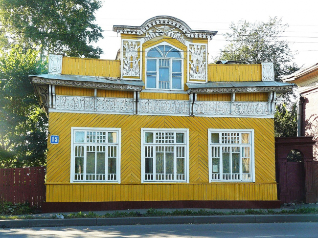 Детская библиотека № 9 в Вологде. Улица Чернышевского, дом 15. Фото: vk.com/club41765084