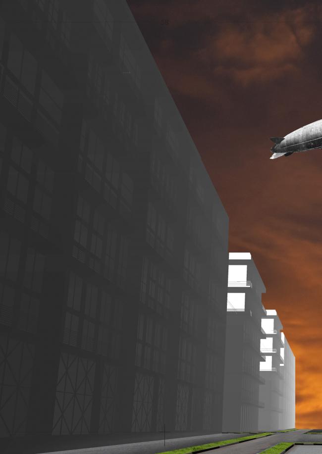 Вертикальные квартиры. Проект Дмитрия Столбового