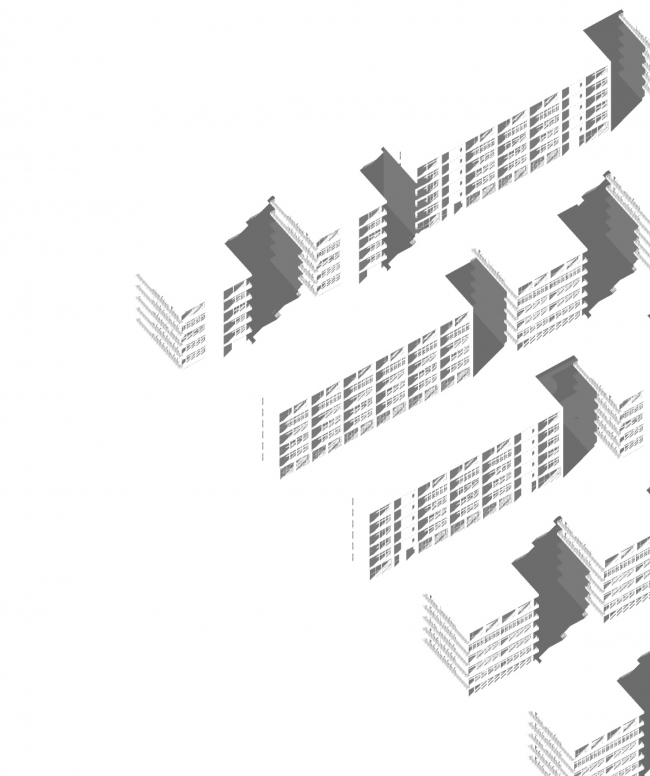 Вертикальные квартиры. Автор: Дмитрий Столбовой