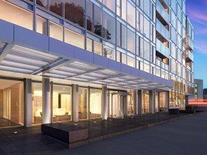 Ричард Майер. Жилой комплекс «Он Проспект Парк» в Нью-Йорке