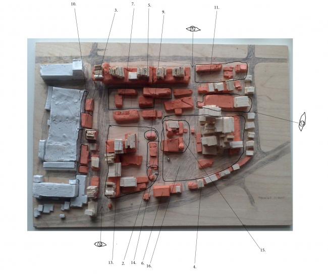 Дома под снос. Долгоиграющее жилье. Проект Антонины Хлызовой