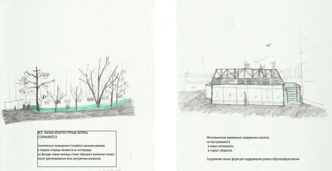Старое / Новое. Долгоиграющее жилье. Проект Антонины Хлызовой