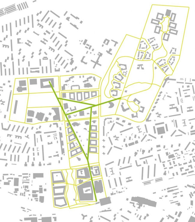«Экополис Одинцово». Предоставлено de Architekten Cie.