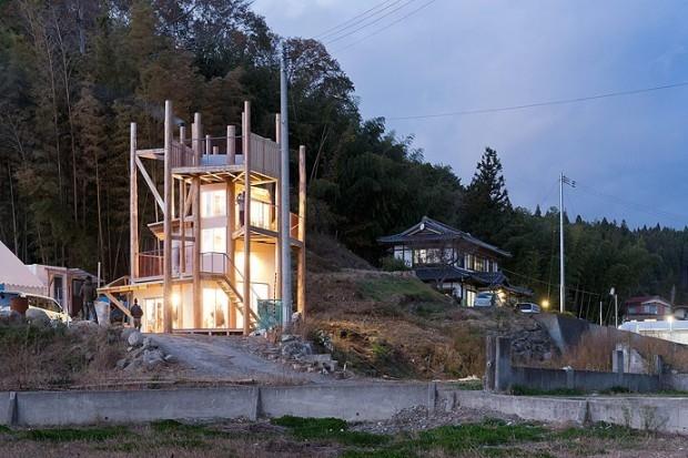 «Дом для всех» в Рикудзэнтаката. Фото © Iwan Baan