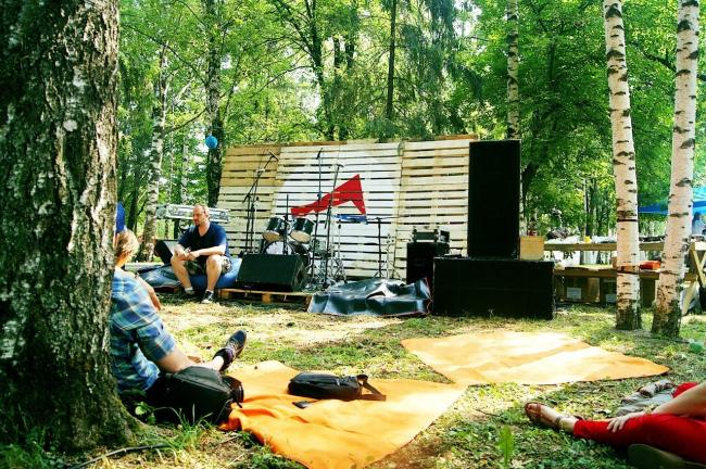 Пикник VOICES. Фото: Евгения Бубякина