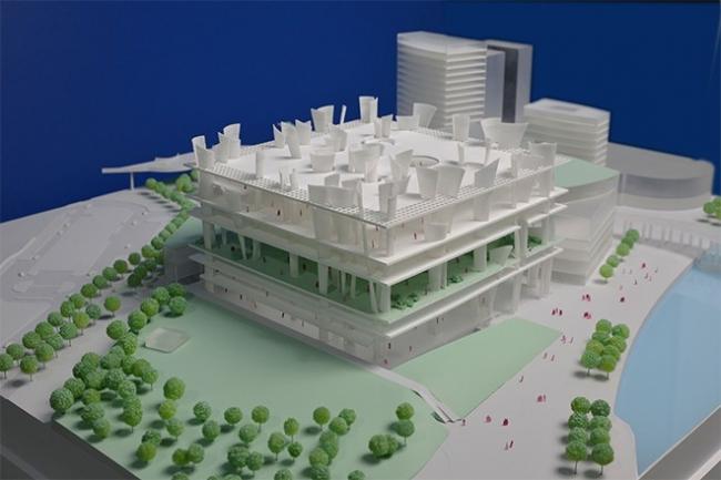 Проект Тойо Ито и Benoy Limited