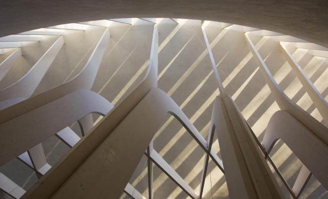 Часовня епископа Эдварда Кинга © Niall McLaughlin Architects