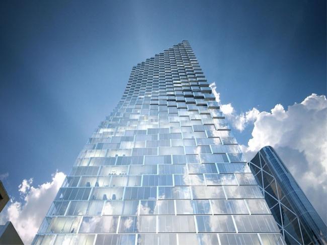 Башня Telus Sky © BIG