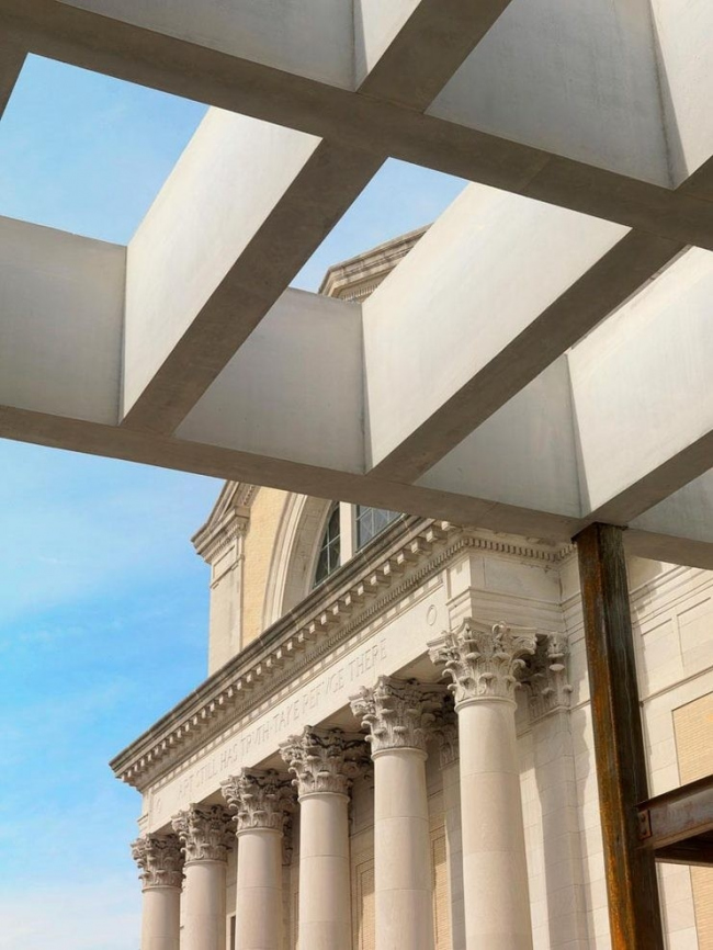 Музей искусств Сент-Луиса - Восточный корпус. Фото предоставлено Saint Louis Art Museum