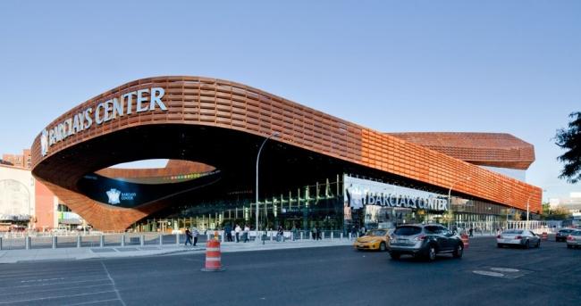 Cпортивный комплекс Barclays Center © Magda Biernat