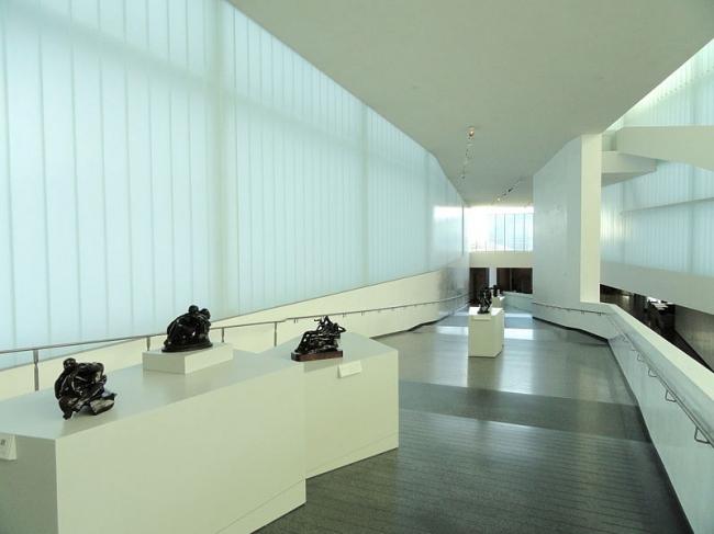 Музей искусства Нельсон-Эткинс. Фото: Daderot via Wikimedia Commons. Фото находится в общественном доступе
