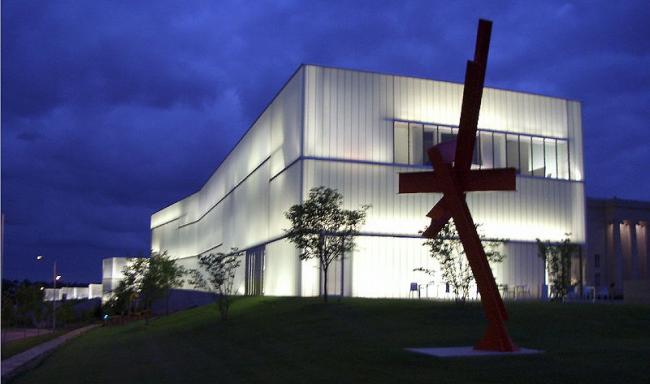 Музей искусства Нельсон-Эткинс. Фото: Charvex via Wikimedia Commons. Фото находится в общественном доступе
