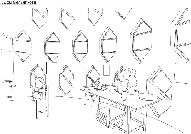 Проект бюро Winfried Brenne Architekten. Иллюстрации предоставлены организатором конкурса.