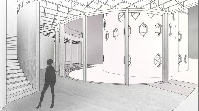 Проект Евгении Щепенок и Александра Колганова. Иллюстрации предоставлены организатором конкурса.