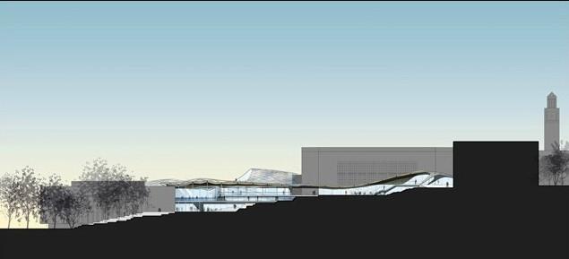 Комплекс Форума Эксетерского университета © Wilkinson Eyre Architects