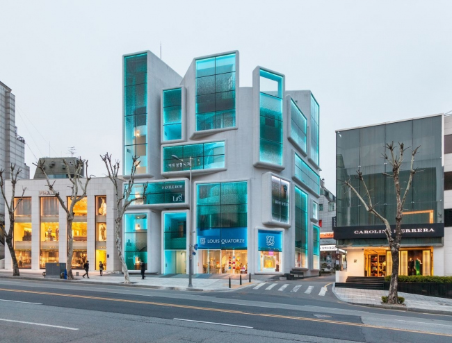 Многофункциональный комплекс Chungha © Kyungsub Shin