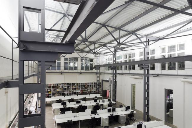Интерьер офиса UNK project