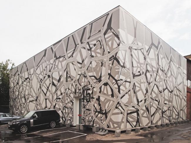Здание офиса UNK project