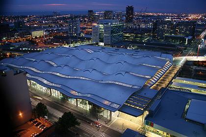 Вокзал Саузерн Кросс в Мельбурне