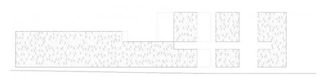 Здание FRAC Прованс - Альпы - Лазурный Берег © Kengo Kuma & Associates