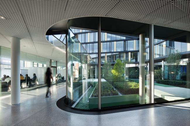 Штаб-квартира Aachenmunchener © Jens Kirchner