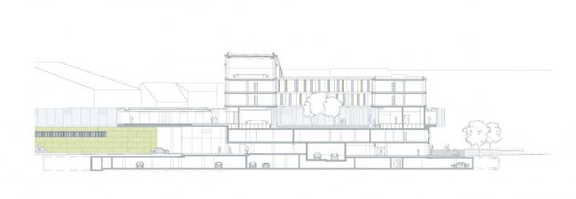 Штаб-квартира Aachenmunchener © kadawittfeldarchitektur