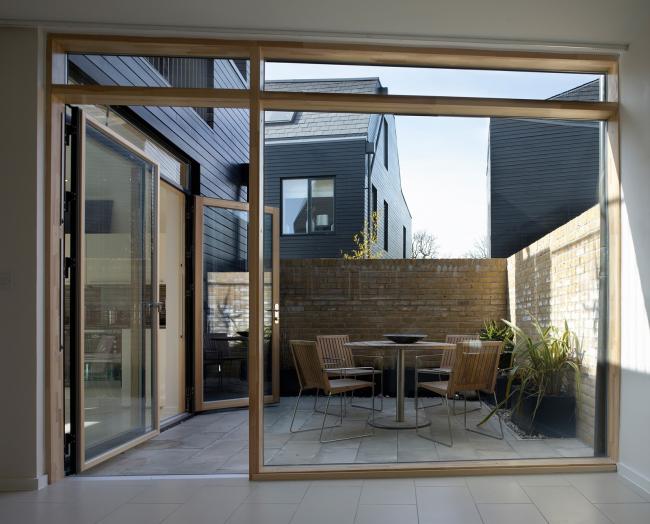 Комплекс Newhall Be в Харлоу. Бюро Alison Brooks Architects © Paul Riddle