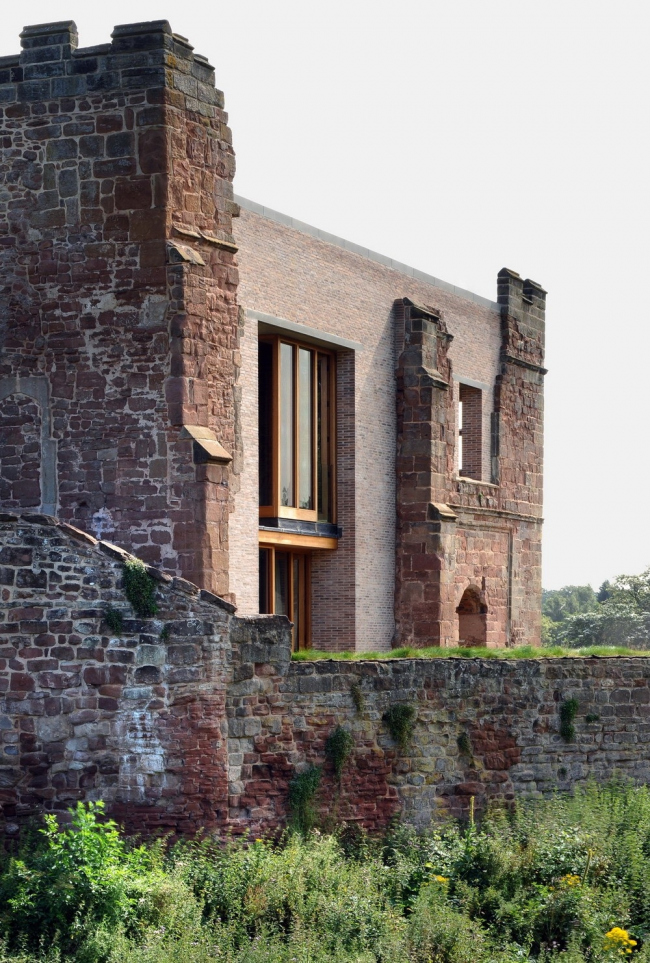 Реконструкция имения Эстли в Нанитоне. Бюро Witherford Watson Mann Architects © Philip Vile
