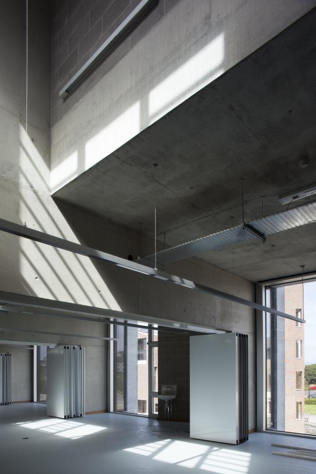 Медицинская школа Лимерикского университета © Grafton Architects
