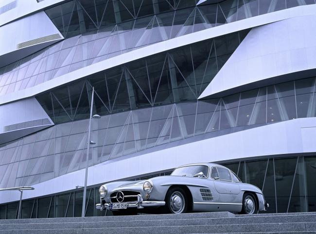 Музей Mercedes-Benz © Daimler AG