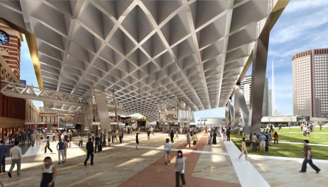 Проект NH Architecture