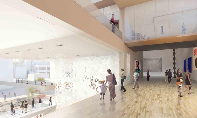 Музей современного искусства Коча © Grimshaw Architects