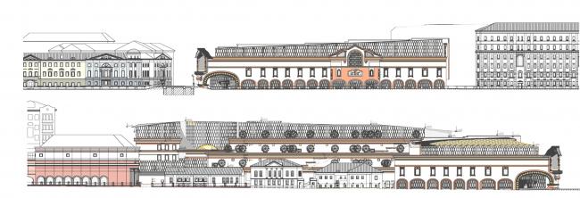 Музейный комплекс Третьяковской галереи. 2008 г.