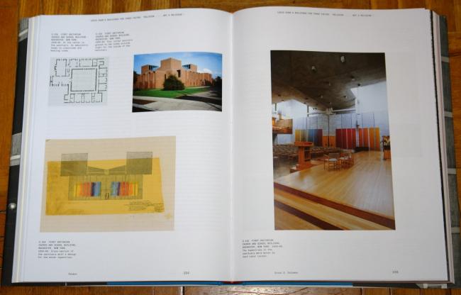 Каталог выставки «Луис Кан: сила архитектуры»