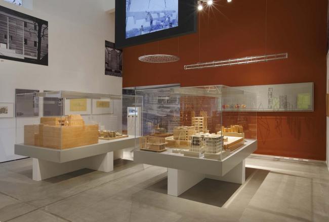 Вид экспозиции. Зал 2 © Vitra Design Museum 2013. Photo: Ursula Sprecher