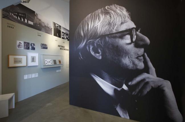Вид экспозиции. Зал 1 © Vitra Design Museum 2013. Photo: Ursula Sprecher
