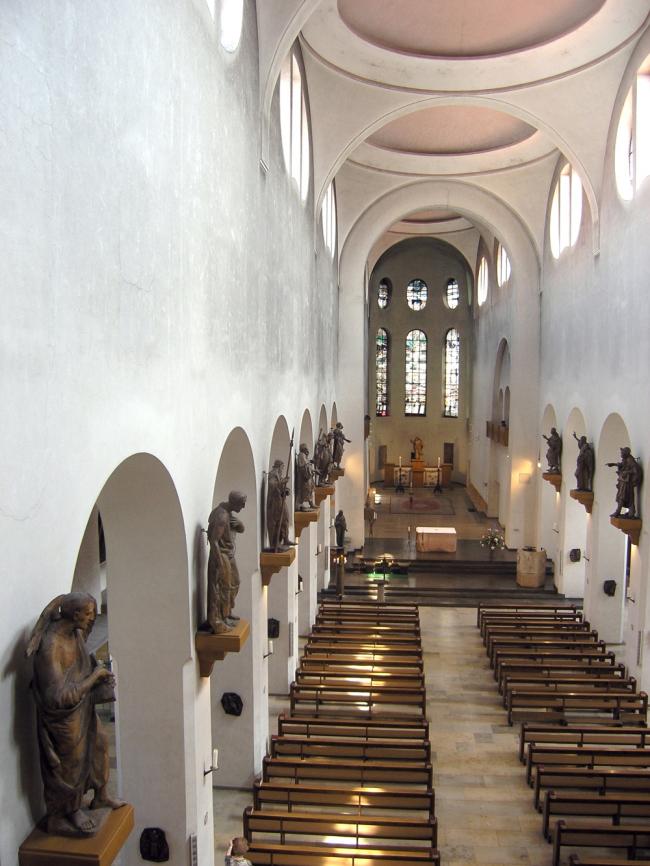 Церковь Санкт-Мориц. Вид до реконструкции. 2007. Фото с сайта moritzkirche.de