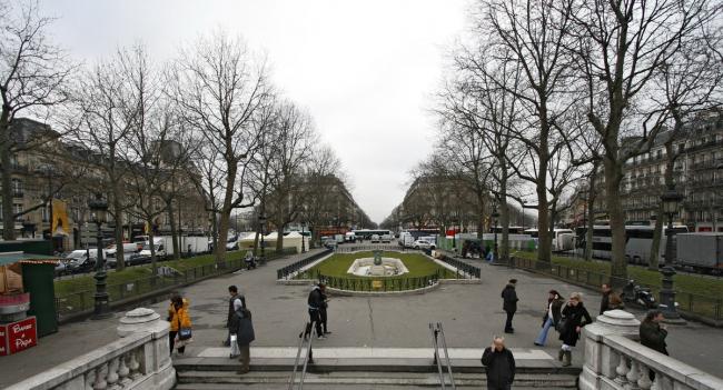 Площадь Республики до реконструкции © TVK