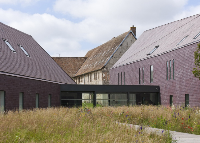 Культурный центр L'Atelier © Luc Boegly