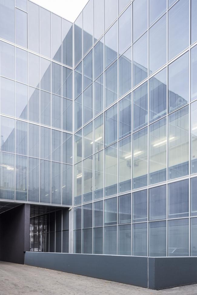 Корпус Вроцлавской Академии Художеств © Pracownia Architektury Glowacki
